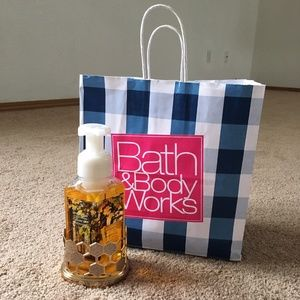 Bath and Body Works Hand Soap & Holder